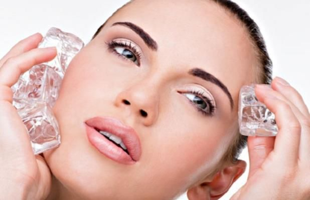 Everything You Can Do For Beauty Using Ice Cubes | Beebee