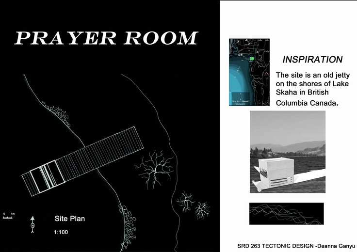 Prayer room project 1