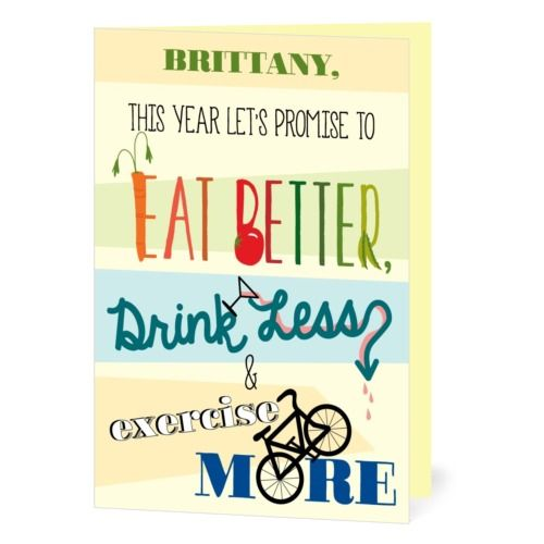 Check out 5 easy tips that will help you stay on track with your New Year's resolutions.National Forest, New Years Wishes W, Years Newyears, Bday Cards, Years Greeting, New Years Resolutions, Newyears Wishesw, Funny Cards, Funny Greeting Cards