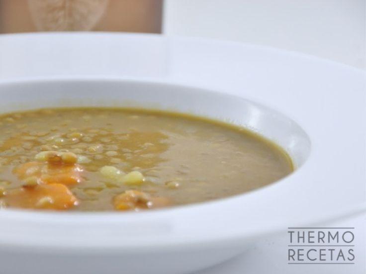 Lentejas con verduras - http://www.thermorecetas.com/2014/08/04/lentejas-con-verduras/