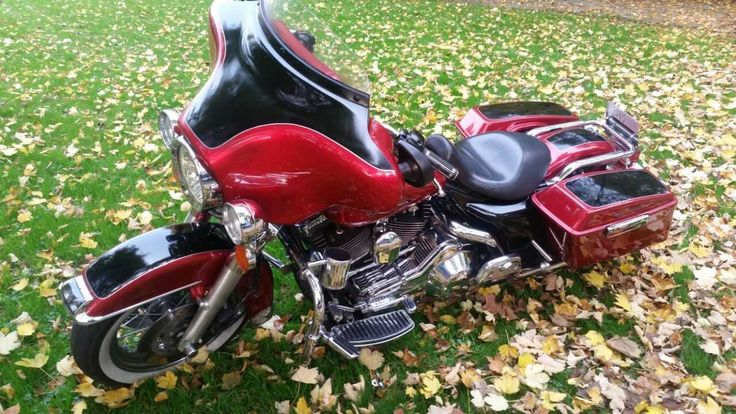 """Harley Davidson FLHTC_I Electra Glide """"NUR Teile siehe Beschreibung !!!!!"""