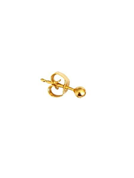 Stick Ear Stud Gold Plated Silver | Ditte Maigaard Studio