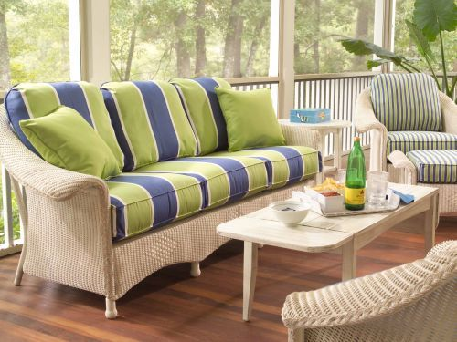 Best Wicker Patio Furniture Ideas On Pinterest Grey Basement