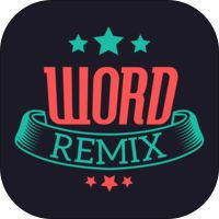 Word Remix - Cool fonts, typography generator, creative quotes, and text over pic editor! by Xiao Le Shen
