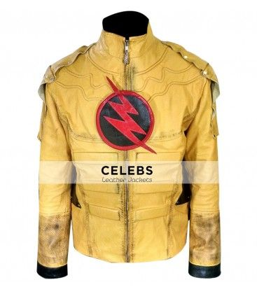 Eobard Thawne Reverse Flash Jacket