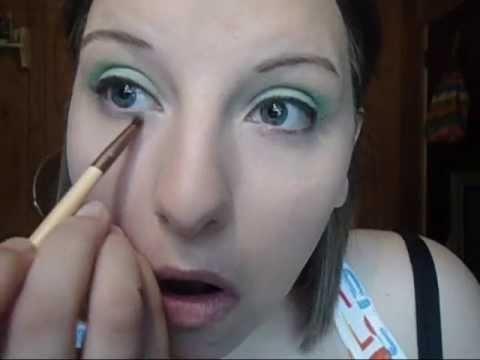 Green Apple Eyeshadow