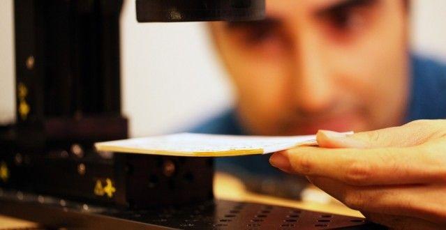 New Technology Using Terahertz Radiation Can Read Through a Closed Book  #books #georgia #MIT #terahertzradiation