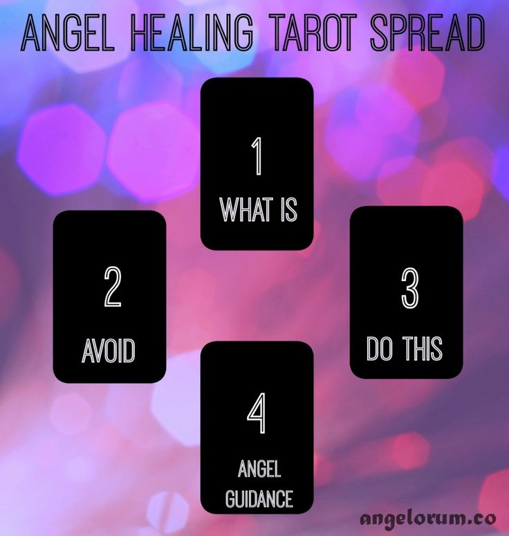 A simple but profound Angel Healing Tarot spread that combines the wisdom of the Tarot with angelic guidance from an Angel Oracle.