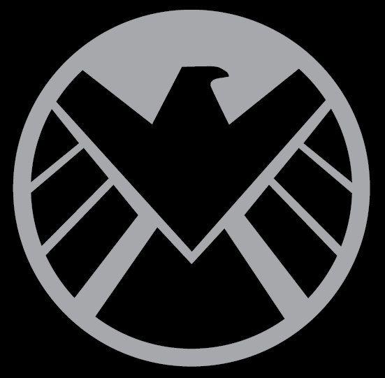 Avengers S.H.I.E.L.D logo. $1.50, via Etsy.