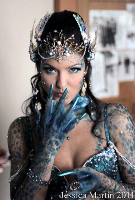 Sea Goddess mermaid
