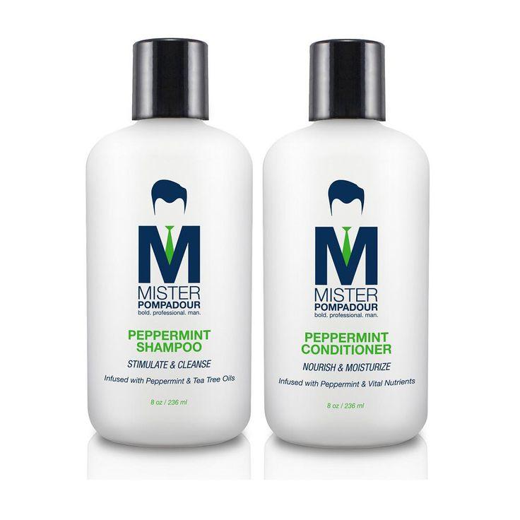 Dầu gội và dầu xả Mister Pompadour là bộ sản phẩm chăm sóc tóc cao cấp từ Mỹ, được phân phối chính hãng tại Fremen Store ! Vận Chuyển Toàn Quốc ! Mua Ngay