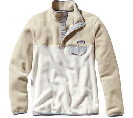 Patagonia-Synchilla Lightweight Snap-T