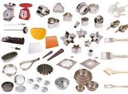 utensilios de cocina para reposteria
