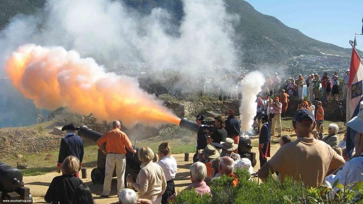 Ever wondered about the history of #‎CapeTown's famous Noon Gun cannon? Impress your friends with some interesting facts; turns out it doesn't just signal time for lunch...
