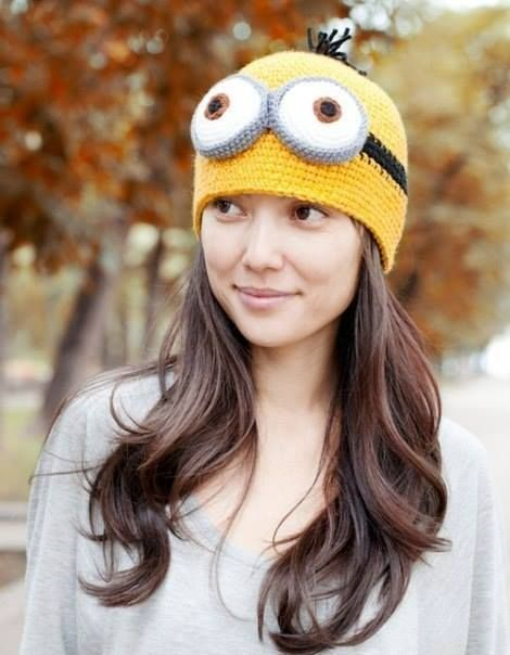 Funny Creative Woman Hats