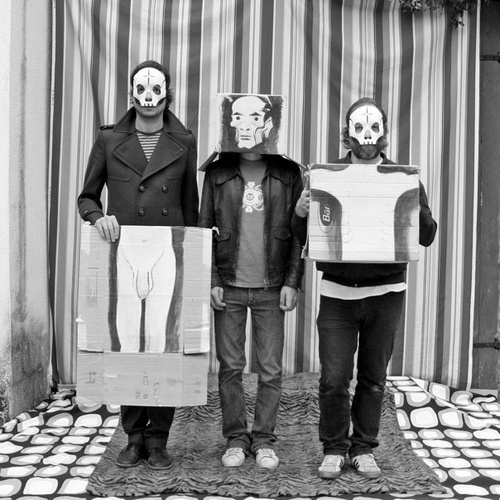 Tre allegri ragazzi morti, Italian Musician