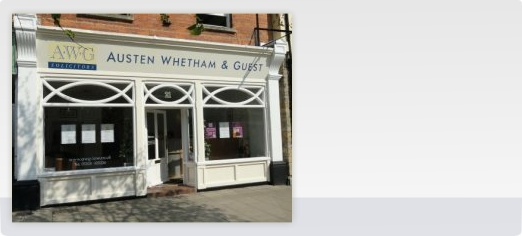 Austen Whetham & Guest Solicitors in Bridport very kindly sponsor our working hunter classes