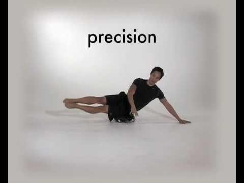 6 Pilates Principles + freeFORM Board
