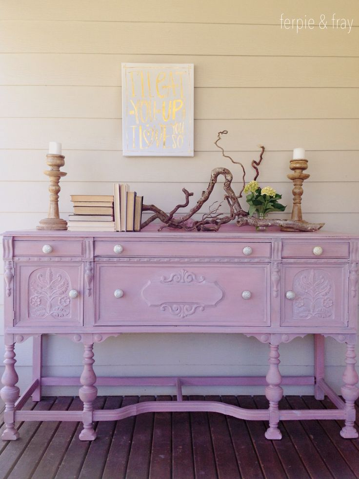 254 Best Purple Painted Furniture Images On Pinterest | Furniture Makeover, Painted  Furniture And Purple Dresser