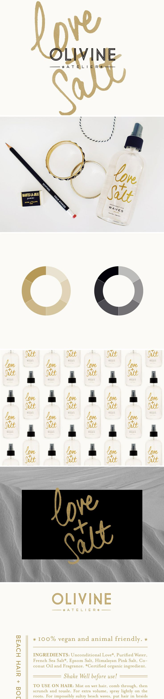 Branch | Olivine Atelier Love + Salt Beach Hair and Body Mist