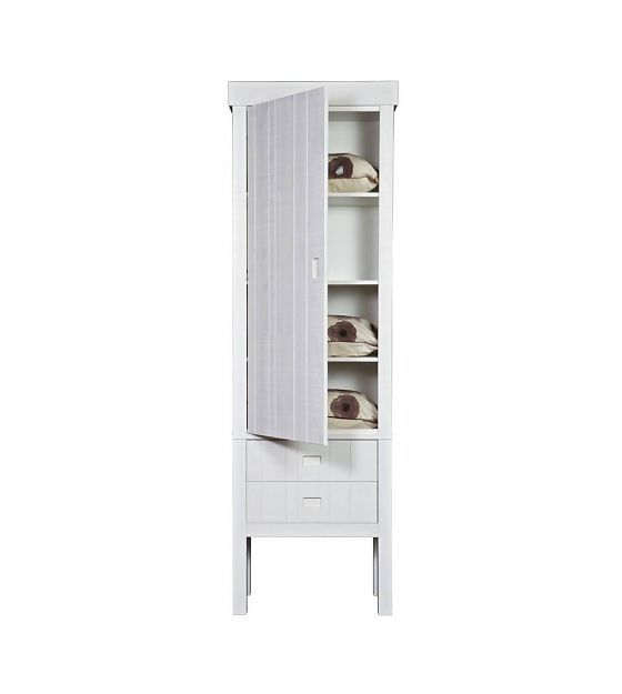 BePureHome Cabinet vertice pini bianchi 231x73x42cm - lefliving.com