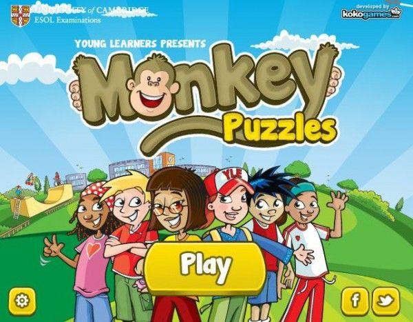 Cambridge ESOL lanza 8 mini juegos para aprender inglés