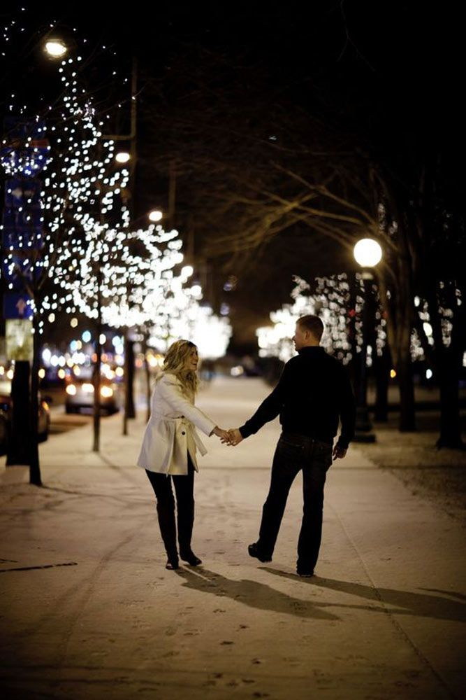 Dating in winter