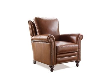 Bradington Young 4866 Living Room High Leg Lounger   Goodu0027s NC Discount Furniture  Stores And Furniture Outlets