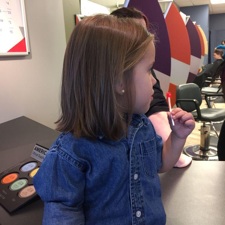 Stupendous 17 Best Ideas About Little Girl Bob On Pinterest Girls Cuts Hairstyles For Men Maxibearus