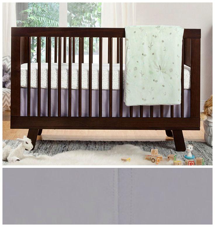 Babyletto Crib Skirt Alphabets
