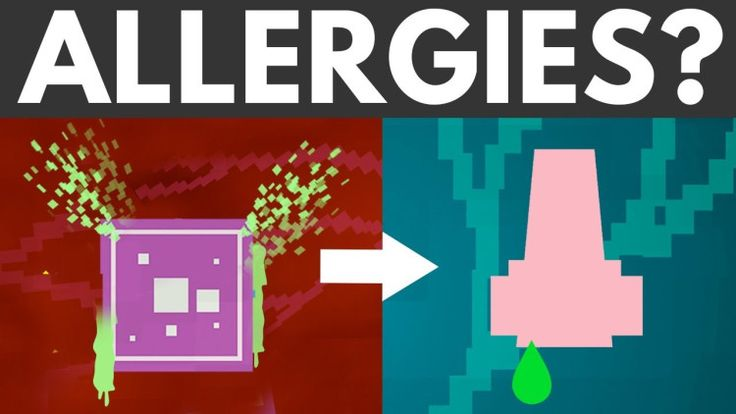 How Allergies Develop and Why They Exist