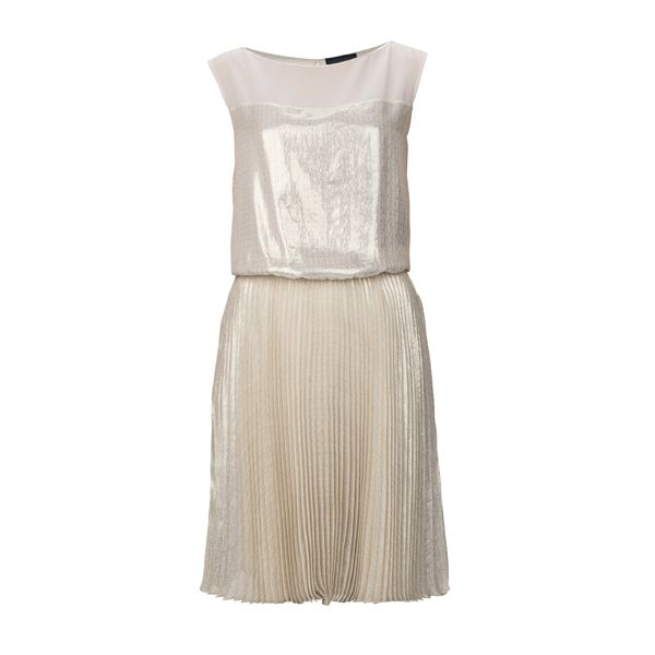 Glamorous dress for special occasions from #TrussardiJeans #DesignerOutletParndorf