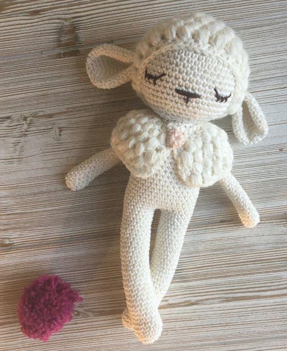 Amigurumi Sheep Doll : 25+ best ideas about Crochet Sheep on Pinterest Crochet ...