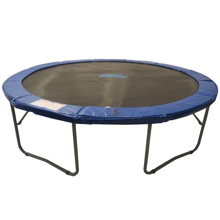 Upper Bounce 13' Super Round Frame Trampoline Pad