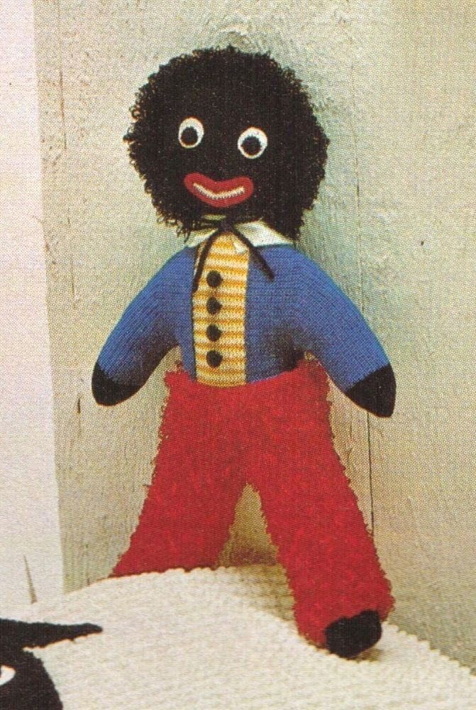 Free Golliwog Knitting Pattern : 171 best images about VINTAGE - 1970S - 1980S - MIXED PATTERNS on P...