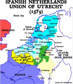 Dutch Revolt - Wikipedia, the free encyclopedia