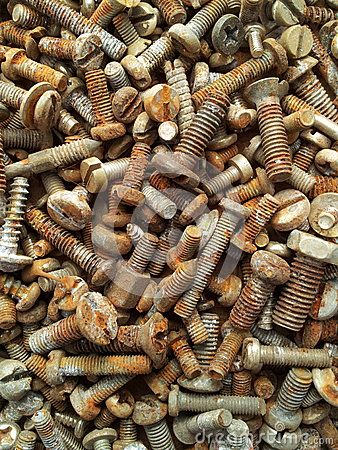Rusted Screws Bolts Nuts - Download From Over 26 Million High Quality Stock Photos, Images, Vectors. Sign up for FREE today. Image: 45862874