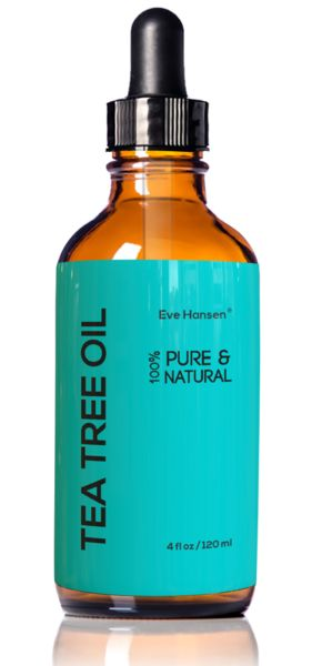 Natural Antiseptic - The Best Home REMEDY to Combat dandruff, acne, toenail fungus, skin tags, yeast infections, cold sores, lice, ringworm, and more. https://evehansen.com/collections/oils/products/tea-tree-oil-4-oz