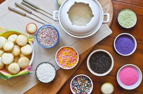 Funde de cupcake