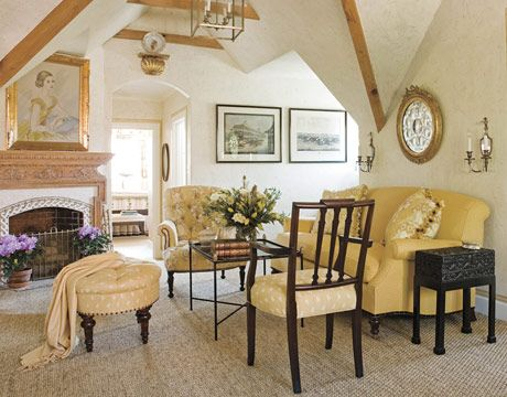 Best French Living Rooms Ideas On Pinterest Country Living