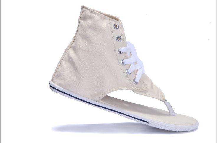 ALL STAR Roman Sandals beige