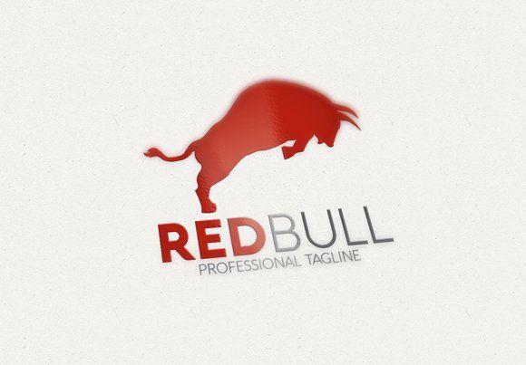 Bull Logo by eSSeGraphic on @creativemarket