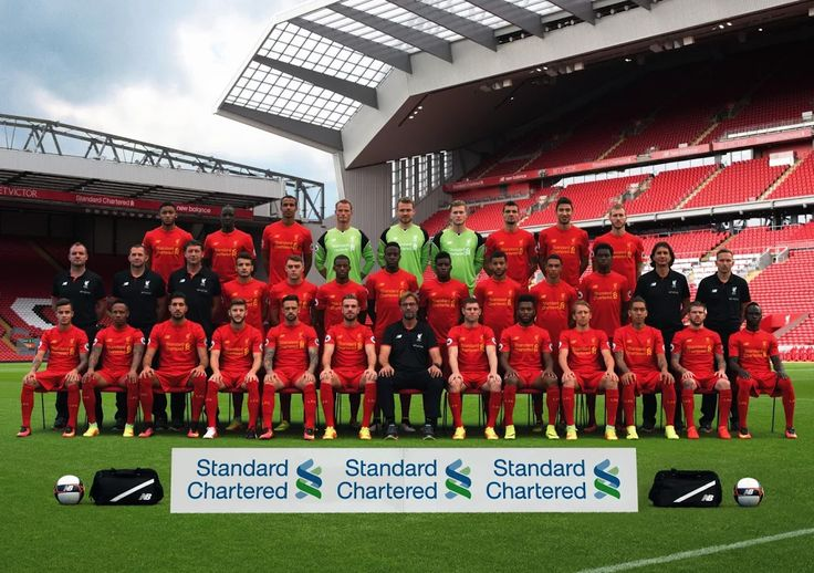Fotka: The official #LFC 2016/17 squad photo: