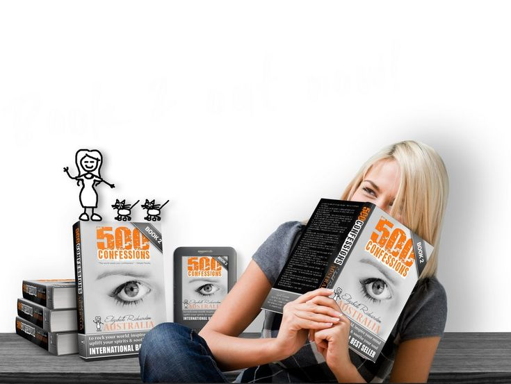 500 Confessions BOOK 2 - PRINT EDITION
