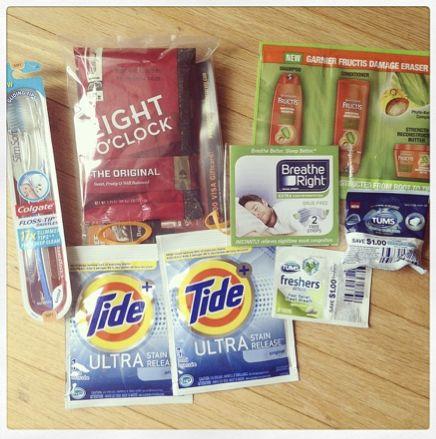 Freebies In My Mailbox: Colgate, Tide, Garnier Fructis, and more! - Money Saving Mom®