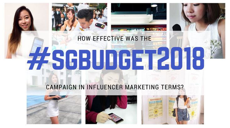 The Ministry of Finance in Singapore has collaborated with a good number of influencers to promote Budget 2018, encouraging young Singaporeans to take part in the budgeting process. According to The Straits Times, an MOF spokesperson said that as many young Singaporeans get their information...