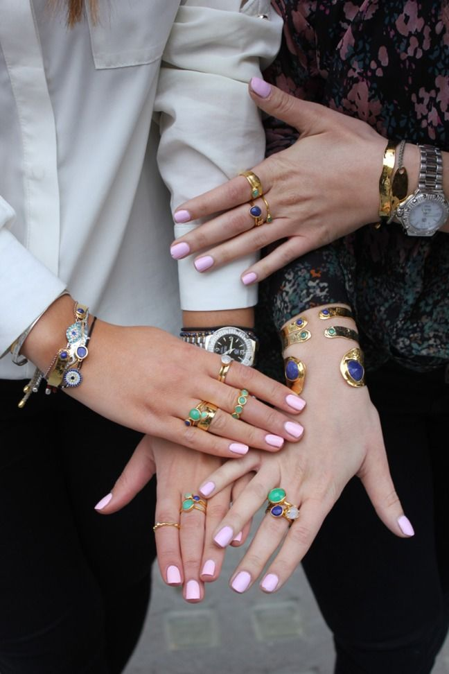 News and Events: A Fabulous Engraving Affair with @Serina Michelle & Natalya Kanj - MV Blog