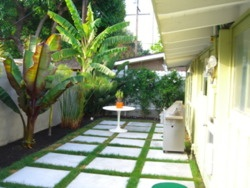 Cliff May Backyard