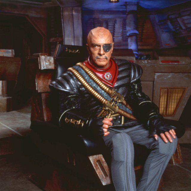 Christopher Plummer in Star Trek VI: The Undiscovered Country (1991)