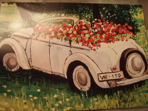 1000+ images about Creative VW Beetle Bugs on Pinterest | Gardens, Cars and Week in pictures